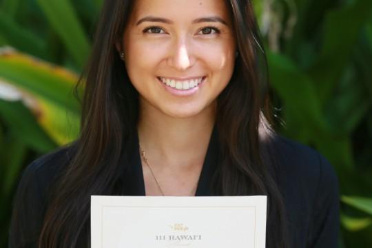 【111-HAWAII AWARD 公式アンバサダー】にモデル・タレントのMaya さんが就任!
