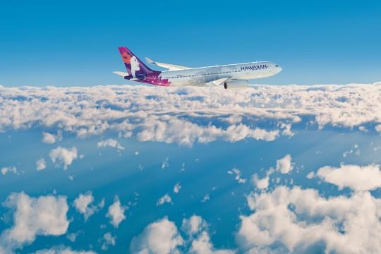 ハワイアン航空、成田-ホノルル線夏期臨時便を運航