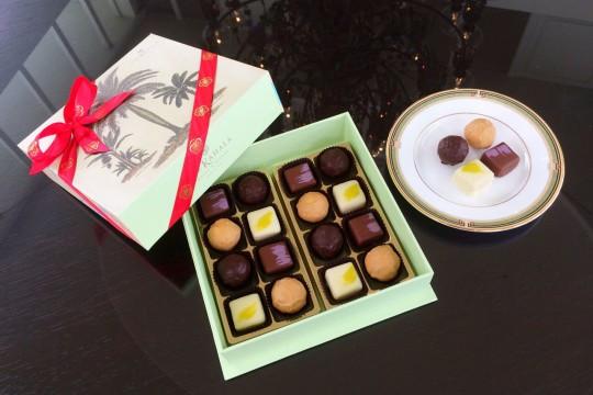 バレンタインデーギフトとして手作りトリュフチョコレートを期間限定販売!