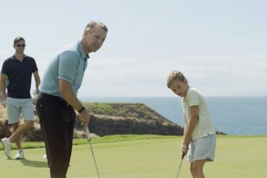 フォーシーズンズ ラナイで豊富なゴルフ体験