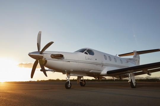 フォーシーズンズ リゾート ラナイの宿泊客専用 プライベートジェット・チャーターサービスが登場