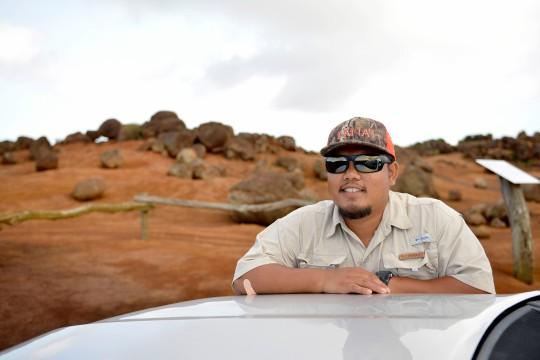 ホロホロ・アウトドア・カルチャーツアーでラナイ島を探索