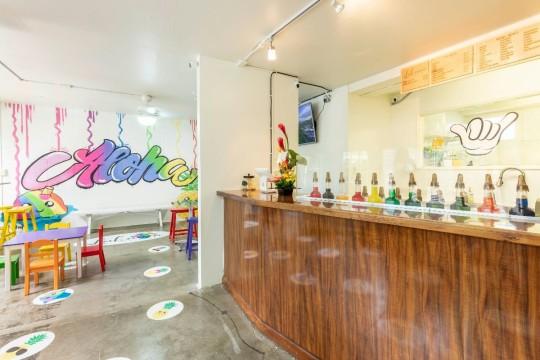 『ラハイナシェイブアイス』がワイキキにオープン
