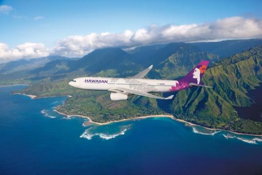 ハワイアン航空、来春増便する羽田-ホノルル便の販売を開始   羽田-ハワイ間の直行便を一日 3 便運航へ