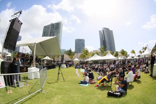 第12回目を迎えるウクレレ・ピクニック・イン・ハワイ、ビクトリア・ワード公園にて、更にパワーアップしたイベントとなります!