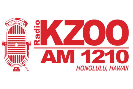 Radio KZOOのAloha from KZOOコーナーにハワイ州観光局日本支局長ミツエ・ヴァ―レイが出演