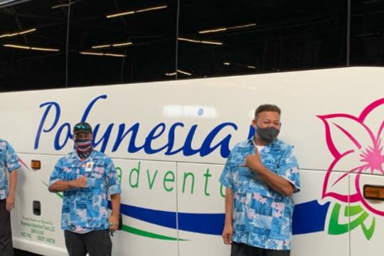 カウアイ島・リフエ空港とホテル結ぶシャトルバスの運行を開始