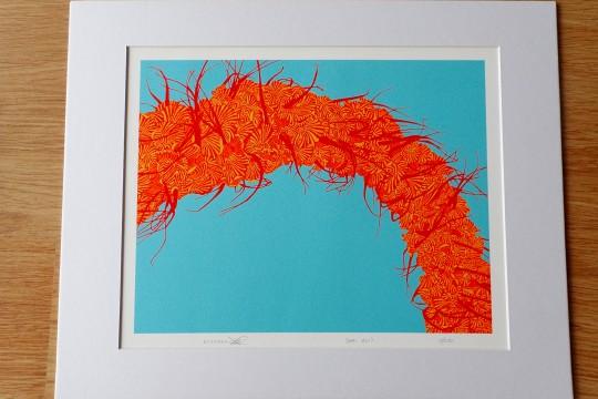 レイに魅せられたハワイ在住アーティスト、Judd Boloker
