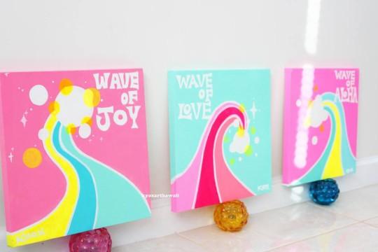 エネルギーたっぷりな元気をもらえる!スピリチュアルなメッセージアーティスト、Kyoko Rust