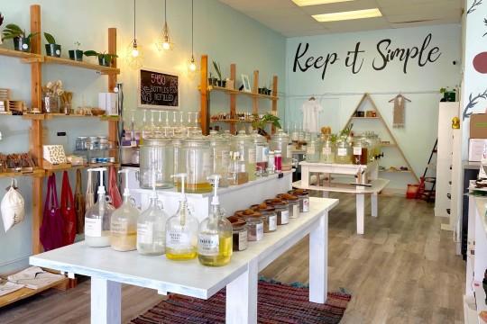 20代の若手起業家がカイムキにゼロウェイストストアをオープン!Keep It Simple