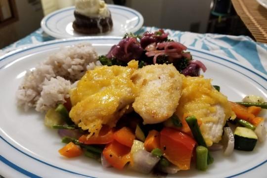 ハワイのスーパーマーケットがヒント!の夜ご飯レシピ