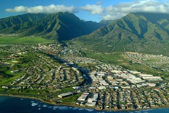 セントラル・マウイ  Central Maui (マウイ島)