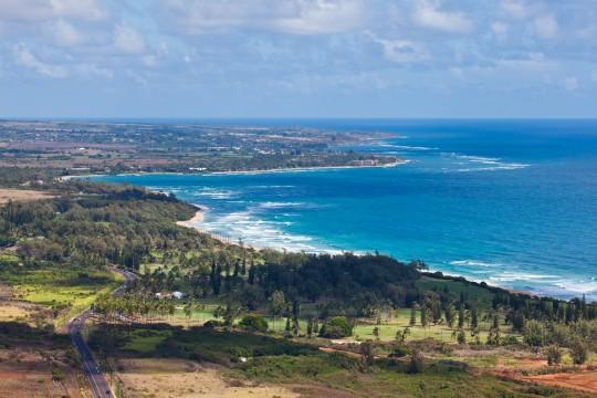リフエ Lihue (カウアイ島)