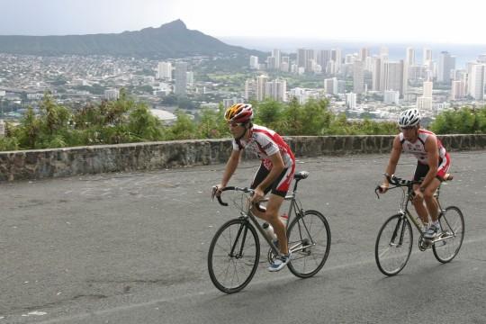 ハワイで自転車に乗る際の交通ルール