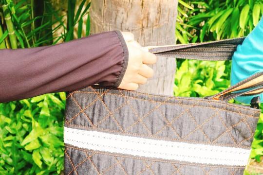 オアフ島内で旅行者のひったくり被害が増えています。ご旅行の際はご注意ください。