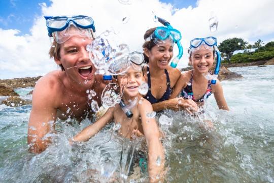 子連れハワイ旅行もこれで安心!大人も子どもも、家族みんなで楽しめる、とっておきのハワイ情報をまとめて一挙大公開!