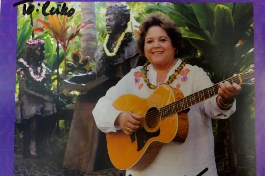 ハワイの風景が見える音楽〜ノホパイパイ/JOHN KAMEAALOHA ALMEIDA