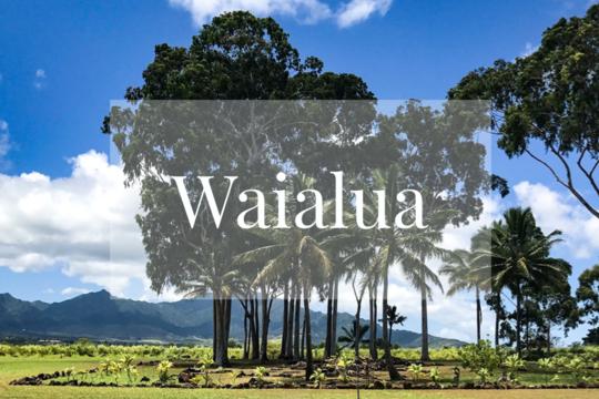 メレの中のハワイ百景~ワイアルア
