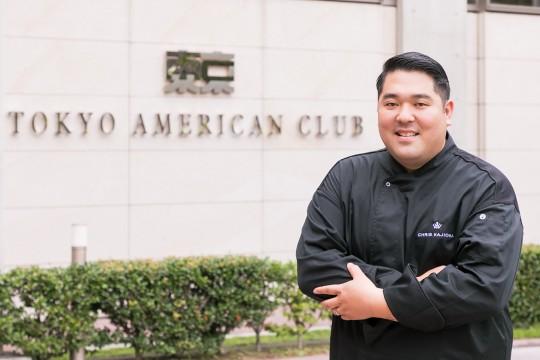 レストラン・セニアのシェフ クリス・カジオカが、ラグジュアリー・レジデンスのコミュニティ「ワードビレッジ」に更なる魔法をかける