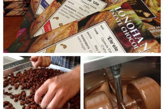 オアフ生まれのチョコレート!「ロノハナ ハワイアン エステート チョコレート」