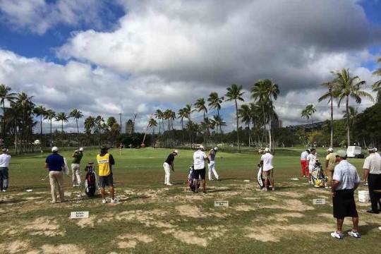 ソニーオープン・イン・ハワイ 2015