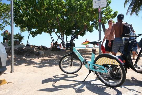 ハワイで始まった新しいバイク(自転車)シェアリングサービス「biki」