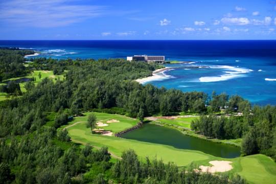この夏休み人気急上昇!#2 ハワイでゴルフデビュー