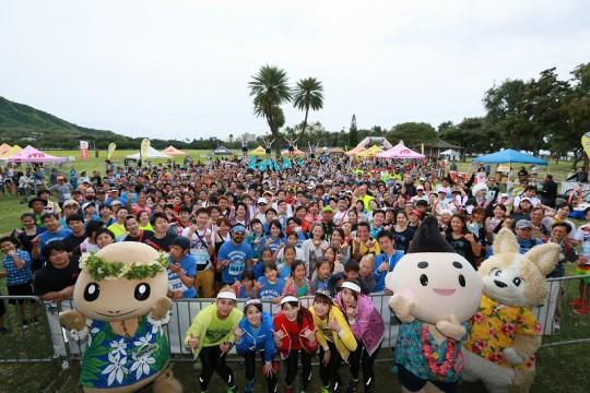 3/10ホノルル・レインボー駅伝 (EKIDEN) 2019に親子チャレンジが新登場!