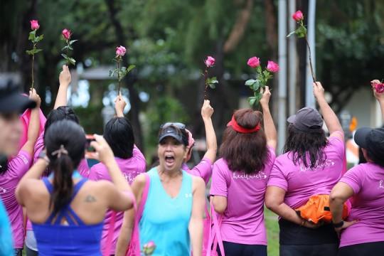 すべての女性のためのハワイゆるラン(旅ラン)