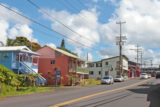 ハワイのワイルド・ウエスト(イースト)?!、パホア・タウン