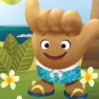 ハワイ州観光局キャラクターShakaちゃん™