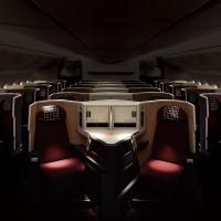 JALが、国際線777-200ERに新たなビジネスクラス座席を導入