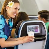 ハワイアン航空でライオン・コーヒーの提供を開始