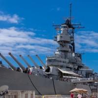 戦艦ミズーリ記念館の再オープンのお知らせ