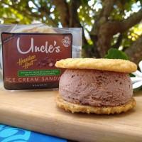 ハワイアンホーストxアンクルズのアイスクリームサンドに新フレーバー!