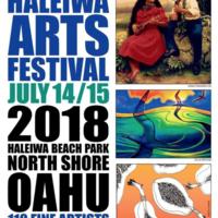 ハワイアートの祭典!第21回ハレイワアートフェスティバル、7月14日&15日開催