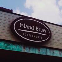 Island Brew Coffeehouse「アイランド・ブルー・コーヒーハウス」
