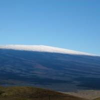 世界一長い山?マウナロア