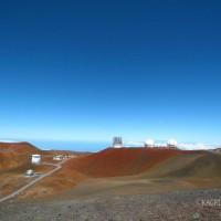世界最大の望遠鏡がマウナケアに