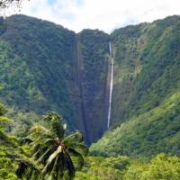 このところハワイ島の東側は大雨続き。