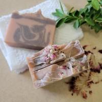 ハワイの旅を想い出す・・優しい香りの手作りソープ