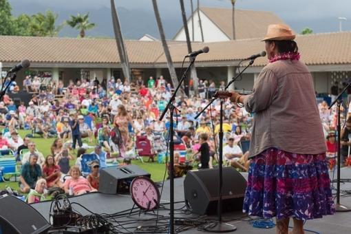 Maui Ukulele Festival