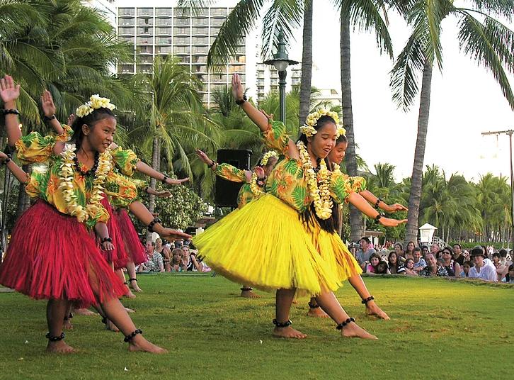 Kuhio Beach Hula Show