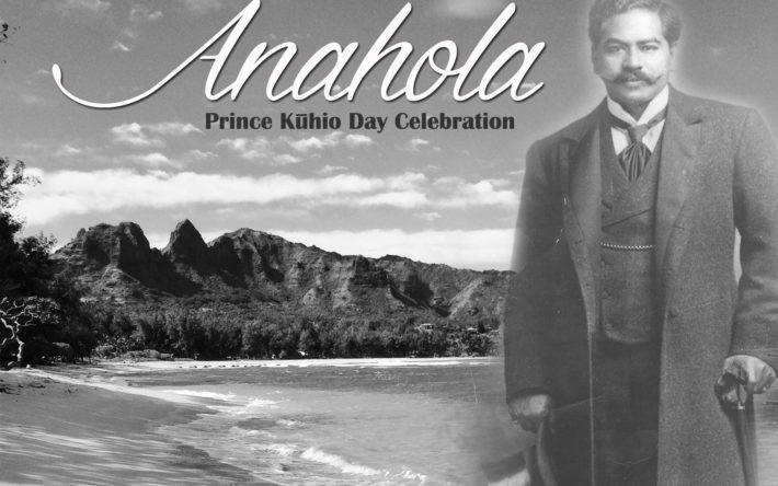 The 10th Annual Anahola Prince Kuhio Day Celebration