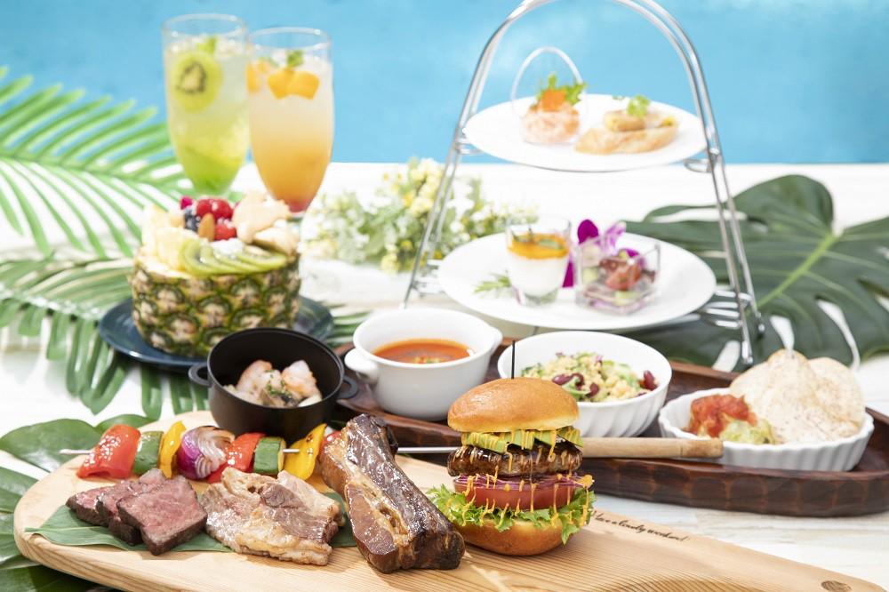Prince Hotel 「Hawaiian Fair 2021」