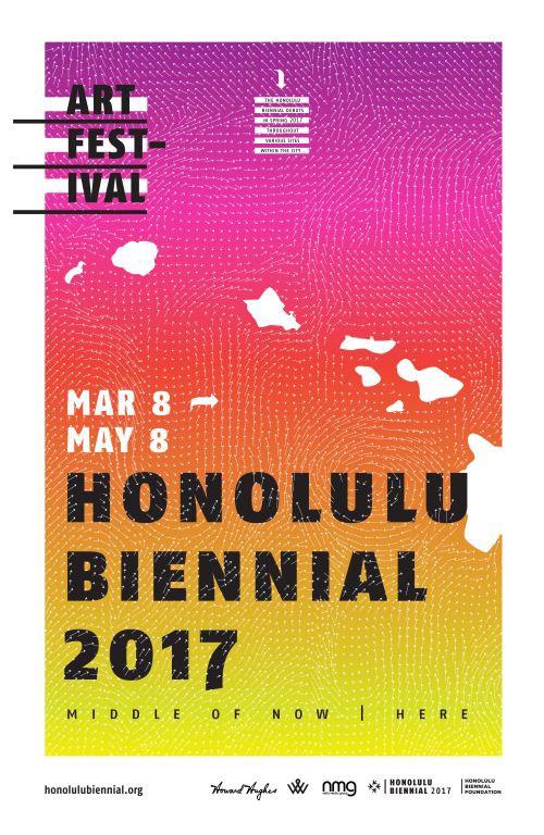 Honolulu Biennial 2017