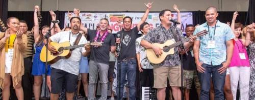 ハワイ ソングライティング フェスティバル
