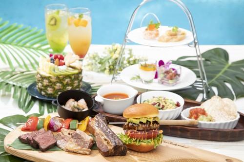 プリンスホテル「Hawaiian Fair 2021」