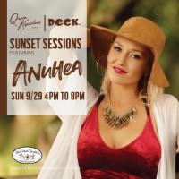 デック ハワイで開催!9月29日のサンセットセッションは、人気ローカルミュージシャン「アヌヘア」さんが登場!
