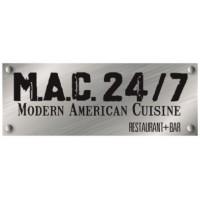 M.A.C. 24/7 レストラン + バー